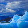 Antarctic ice island in atlantic ocean — Stock Photo #69660161