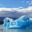 Antarctic ice island in atlantic ocean — Stock Photo #69660255
