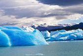 Antarktis is ö i atlanten — Stockfoto