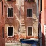 Venetian house — Stock Photo #71254699