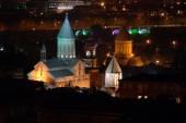 Norashen Holy Mother of God Church. Tbilisi.Georgia — Stock Photo