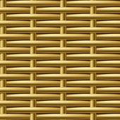 Seamless wicker pattern — Stock Vector