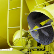 Yellow concrete mixer. — Stock Photo #70645295