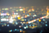 Blurred lights from city — Foto de Stock