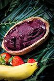 The amazon acai fruit — Stock Photo