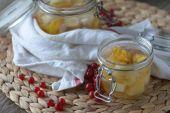 Stewed fruits — Stockfoto