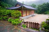 Il Tempio di edificio di buddista Sinheungsa — Foto Stock
