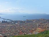 Cityscape of town Naples Italy — Fotografia Stock