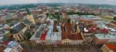 View of the city Lviv — Stockfoto