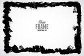 Grunge frame for multiple applications. — Stock Vector