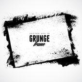 Grunge frame for multiple applications — Stock Vector