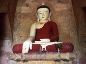 Buda heykelinin bagan, Buda resim, Burma — Stok fotoğraf