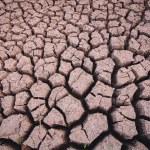 Soil arid , season water shortage — Stock Photo #70297469