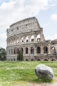 Roman Colosseum. — Stock Photo