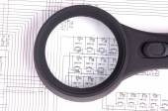 Circuitry for background or design closeup . — Foto de Stock