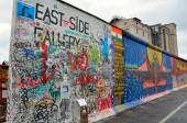 The Berlin Wall, Germany. — Stock Photo