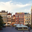 The Old Town Square in Torun, Poland. — Stock Photo #71405381