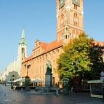 The Old Town Hall in Torun, Poland. — Stock Photo #71405405