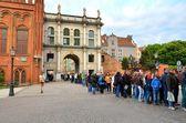 Gdansk in Poland. — Stock Photo