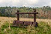 Highland Landschaft. — Stockfoto