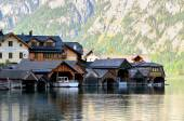 Lake Hallstatter in Austria. — Stock Photo