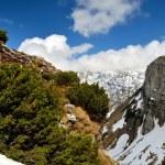 Mountain landscape. — Stock Photo #75615407