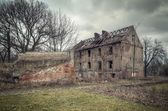 Old ruined building. — Stock Photo