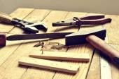 Outils de rénovation. — Photo