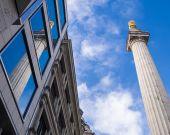 London Monument — Stock Photo