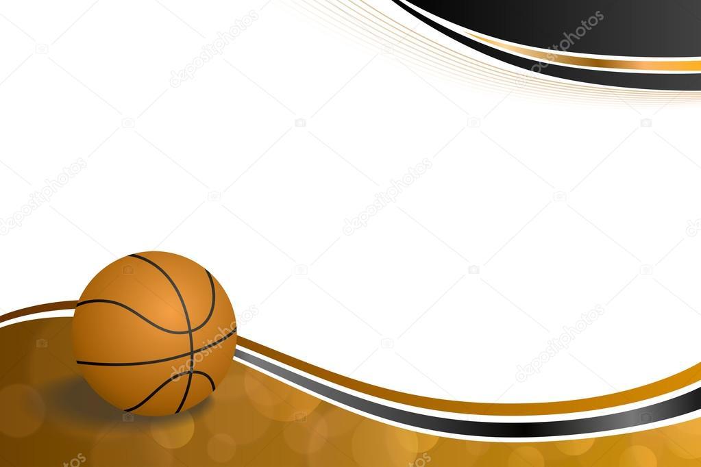 Vector Deportes Bolas Patrón De Fondo: Vector De Ilustración De Fondo Abstracto Deporte Negro