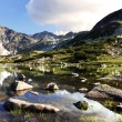Rila Mountains in Bulgaria — Stock Photo #70321817