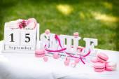 Smile cakes — Stock Photo