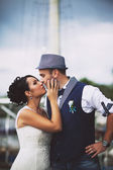 Wedding, tenderness, style — Stock Photo