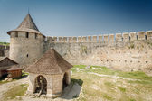 Fortress Khotyn — Stock Photo