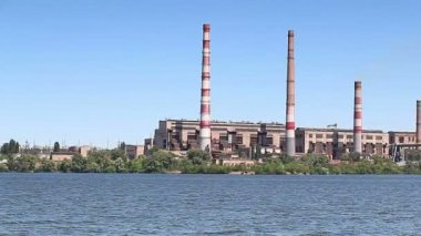 Thermal power — Stock Video