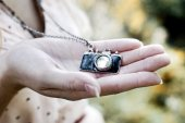 Mini cámara — Foto de Stock