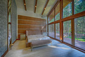 Chalet in the woods — Photo