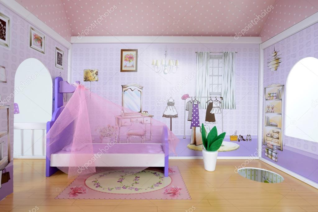 Фотообои Doll house