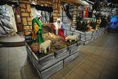 Christmas nativity crib sets — Foto de Stock