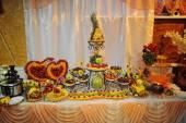 Wedding receptions — Stock Photo