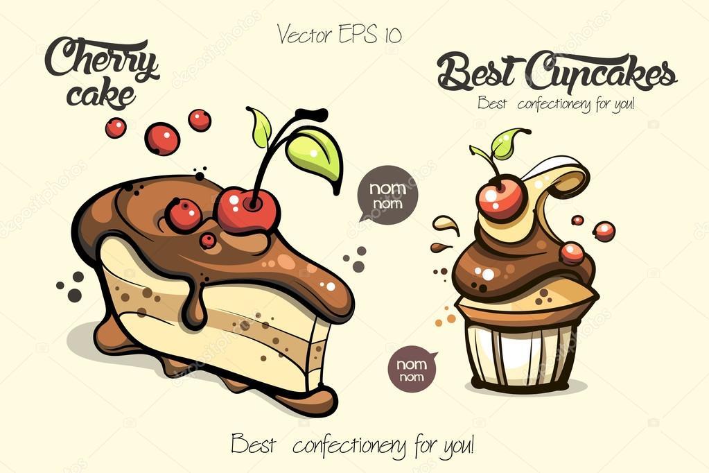 Mejor Pastelería De Dibujos Animados