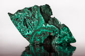 Crystal malachite — Stock Photo