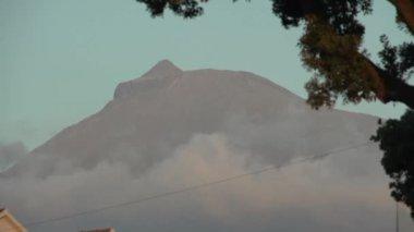 Madalena church in Pico Island — Stock Video