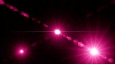 Beautiful flash lights — ストックビデオ