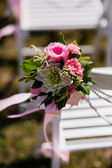 Wedding open air — Stock Photo