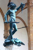 Statue of Perseus in Florence — Stock Photo