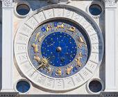 时钟的威尼斯塔 — 图库照片