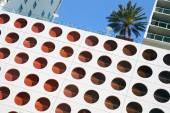 Contemporary apartment building — Stock Photo