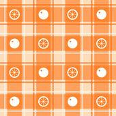 Orange pattern — Stock Vector