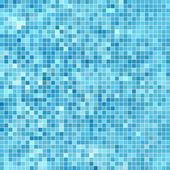 Sfondo di mosaico astratto pixel quadrati — Vettoriale Stock